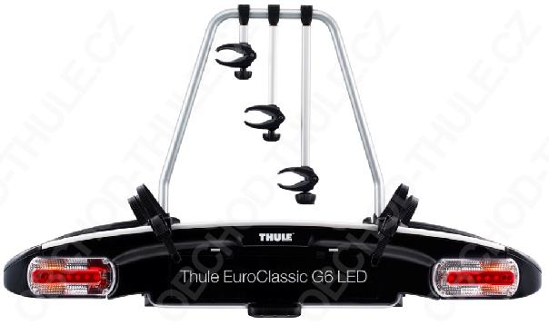 Nosič kol na tažné zařízení Thule EuroClassic G6 929